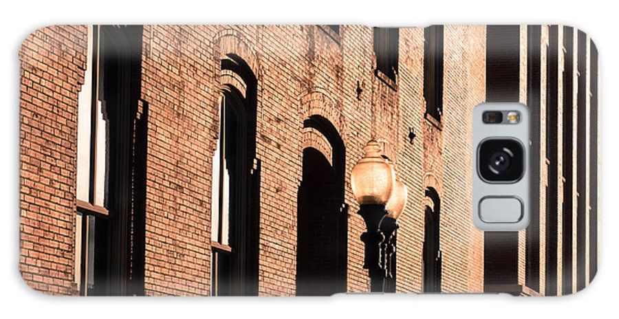 Laclede's Landing Galaxy S8 Case featuring the photograph Facades by Scott Rackers