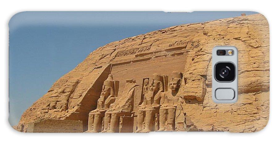 Famous Egyptian Landmarks Galaxy S8 Case featuring the photograph Famous Egyptian Landmarks by John Malone
