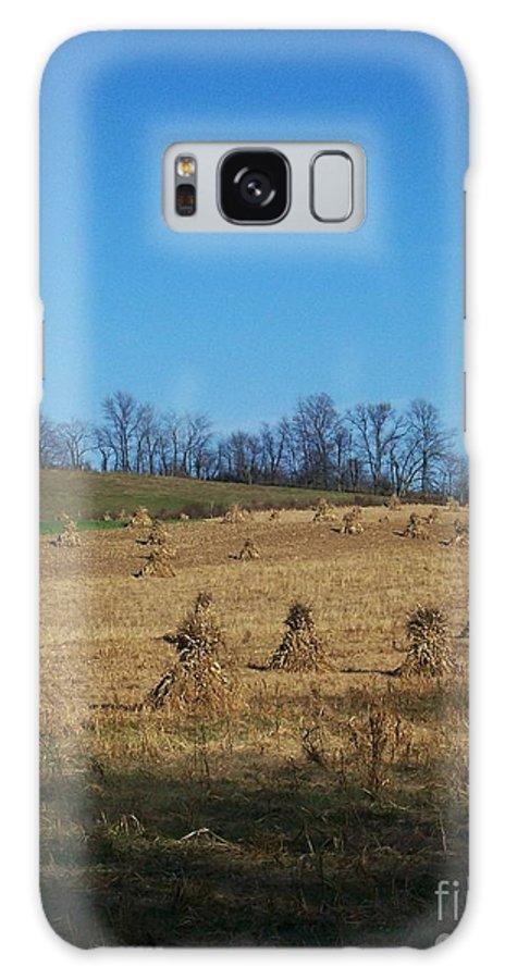Farm Galaxy S8 Case featuring the photograph Farm Days by Sara Raber