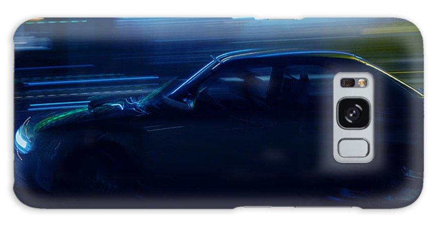 Subaru Galaxy S8 Case featuring the photograph Fast N Loud by Ryan Crane