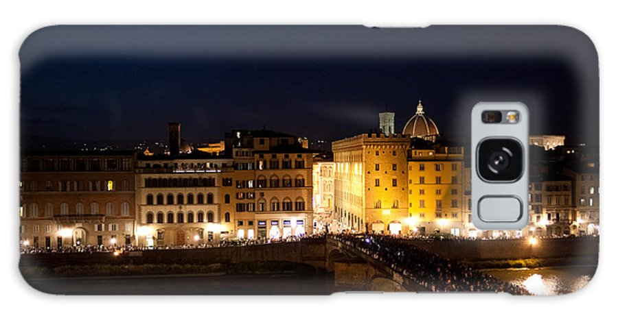 Florence Galaxy S8 Case featuring the photograph Feast Of St. John The Baptist Florence by Jennifer Rice