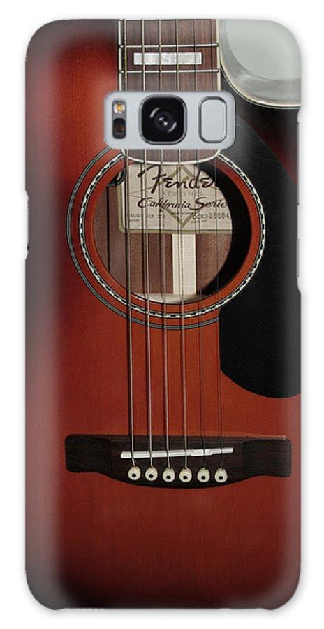 Fender Galaxy S8 Case featuring the photograph Fender by Linda Sannuti
