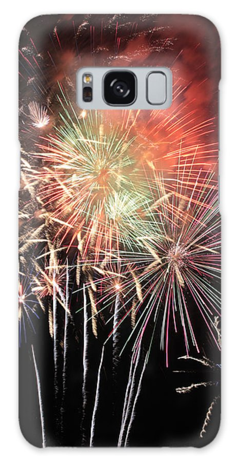 Fourth Of July Galaxy S8 Case featuring the photograph Finale by Harold Rau