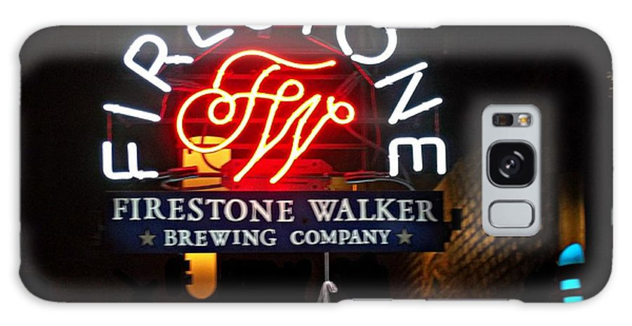 Galaxy S8 Case featuring the photograph Firestone Walker Brewing Company by Kelly Awad