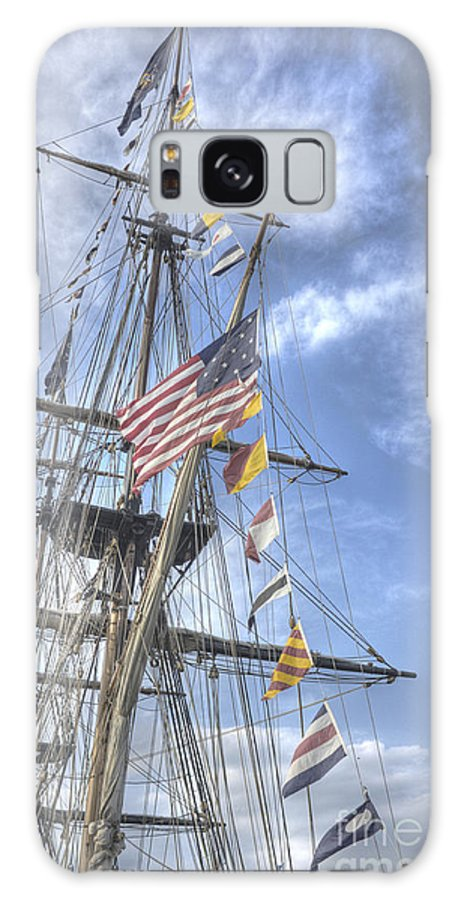 Tall Ships Galaxy S8 Case featuring the photograph Flagship Niagara by David Bearden