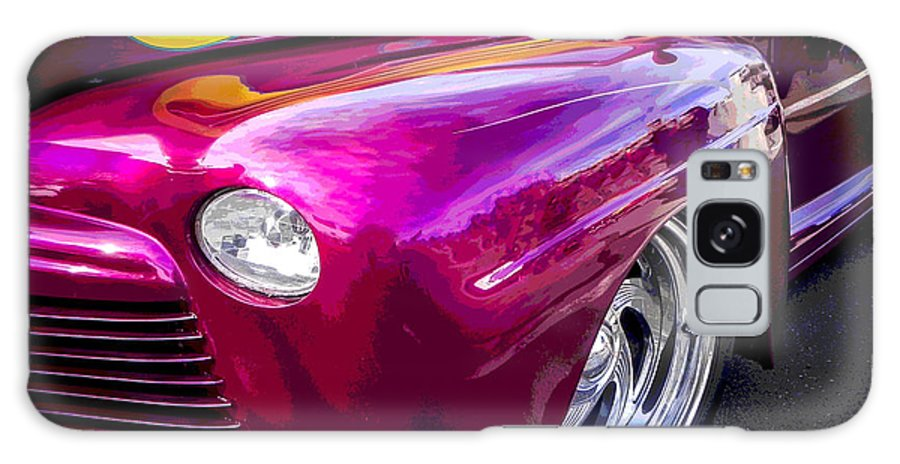 Custom Ford Galaxy S8 Case featuring the photograph Florida Flames by Chuck Re