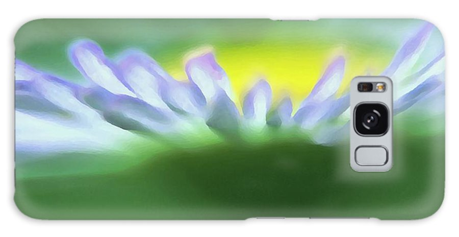 Flowers Galaxy S8 Case featuring the photograph Flower Effect by Rachelle Johnston