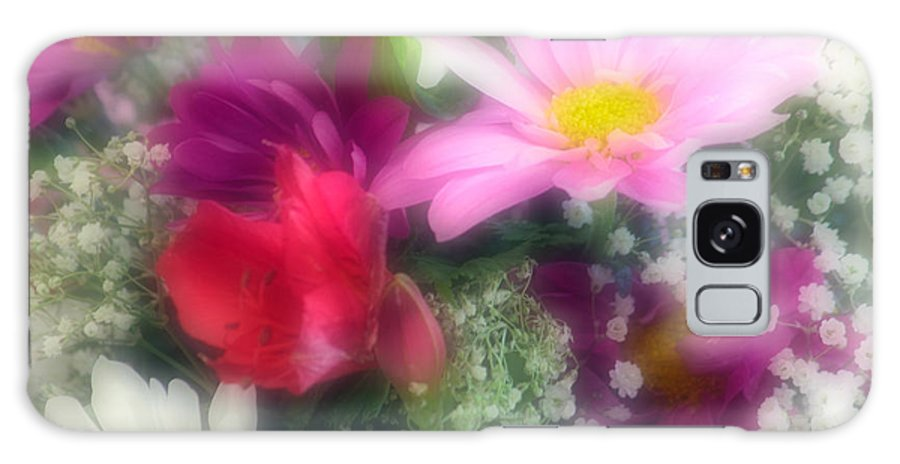 Abstracts Galaxy S8 Case featuring the photograph Flowers -3 by Harry Cartner