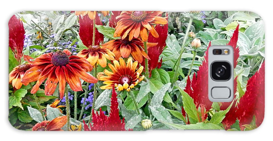 Duane Mccullough Galaxy S8 Case featuring the photograph Flowers Galore by Duane McCullough