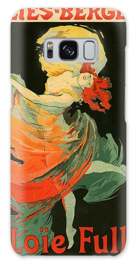 Poster Galaxy S8 Case featuring the photograph Follies Bergere by Gianfranco Weiss