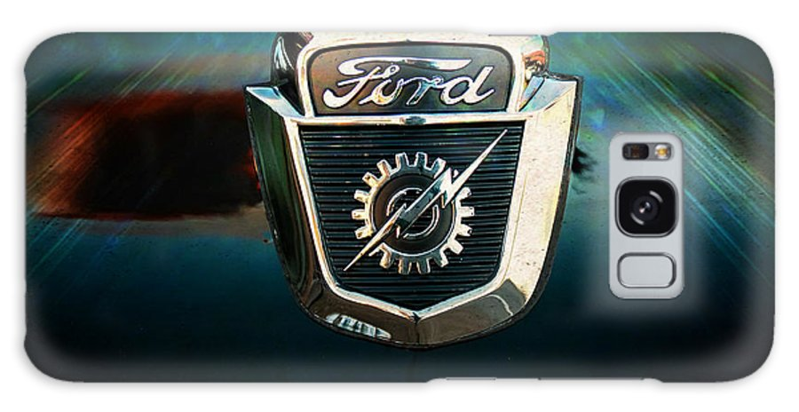 Ford Galaxy S8 Case featuring the photograph Ford-o-matic by Sheri Bartoszek