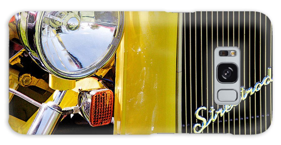 Cars Galaxy S8 Case featuring the photograph Ford Roadster - 1932 by Rory Sagner