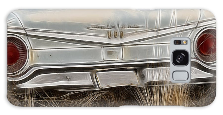 Ford Tail Lights 2 Galaxy S8 Case featuring the photograph Ford Tail Lights 2 by Wes and Dotty Weber
