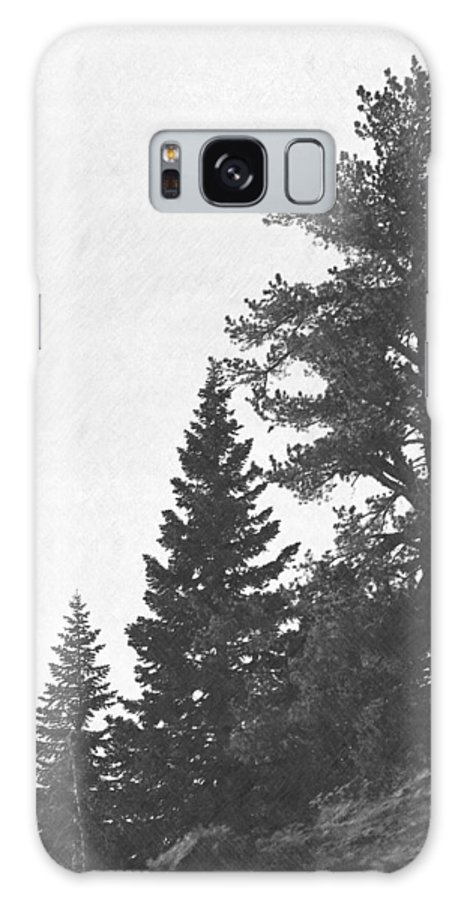 Forest Galaxy S8 Case featuring the photograph Forest Ridge by Frank Wilson