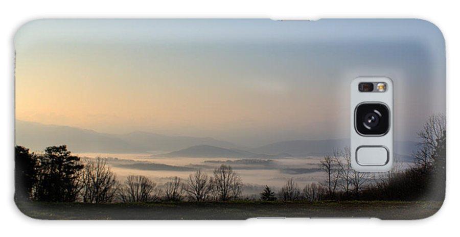 Forlorn Galaxy S8 Case featuring the photograph Forlorn Sunrise by Douglas Barnett