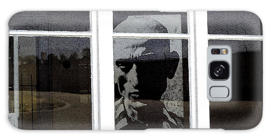 Sachsenhausen Concentration Camp Galaxy S8 Case featuring the digital art Former Concentration Camp Sachenhausen by Ronald Jansen