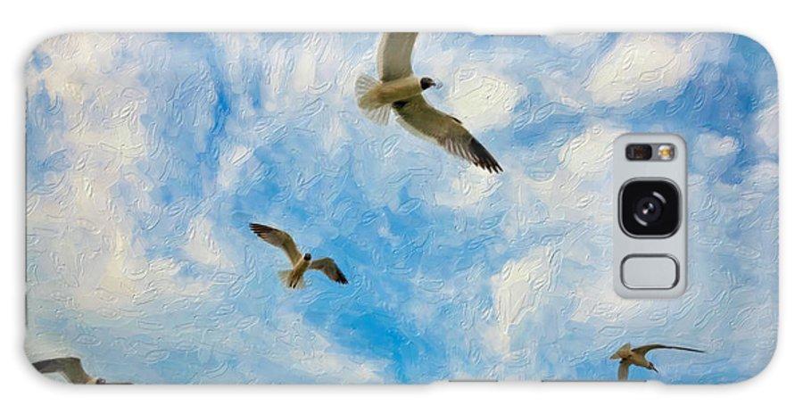 Nola Galaxy S8 Case featuring the photograph Freedom Impasto by Steve Harrington