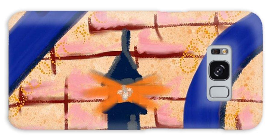 Boston Galaxy S8 Case featuring the digital art Freedom Trail Light by Barbara Bellissimo