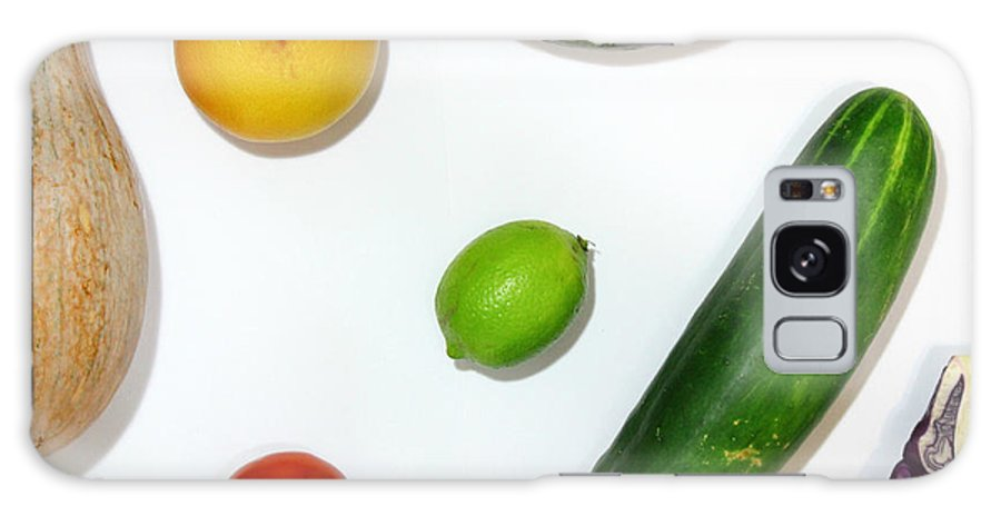 Fruit Galaxy S8 Case featuring the photograph Fruits Project by Leung Cing