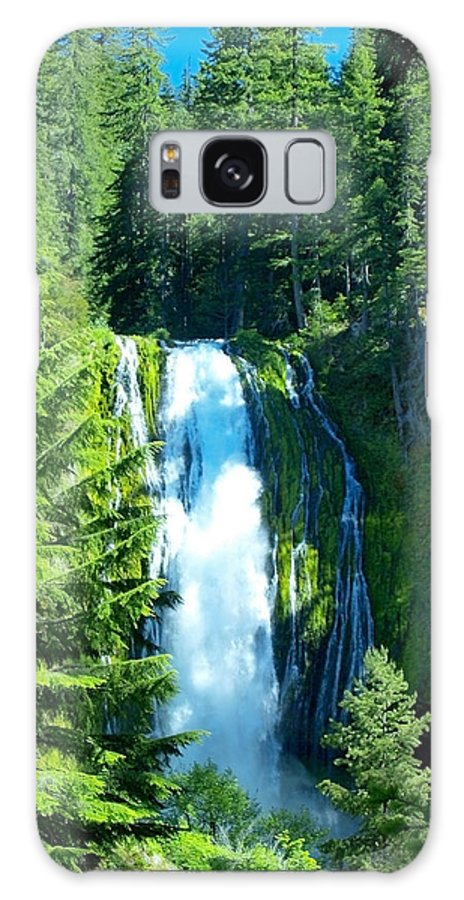 Water Galaxy S8 Case featuring the photograph Full View by Teri Schuster