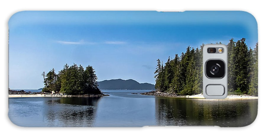 British Columbia Galaxy S8 Case featuring the photograph Fury Cove by Robert Bales
