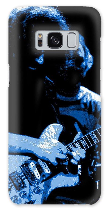 Grateful Dead Galaxy S8 Case featuring the photograph Garcia Rocks Winterland by Ben Upham