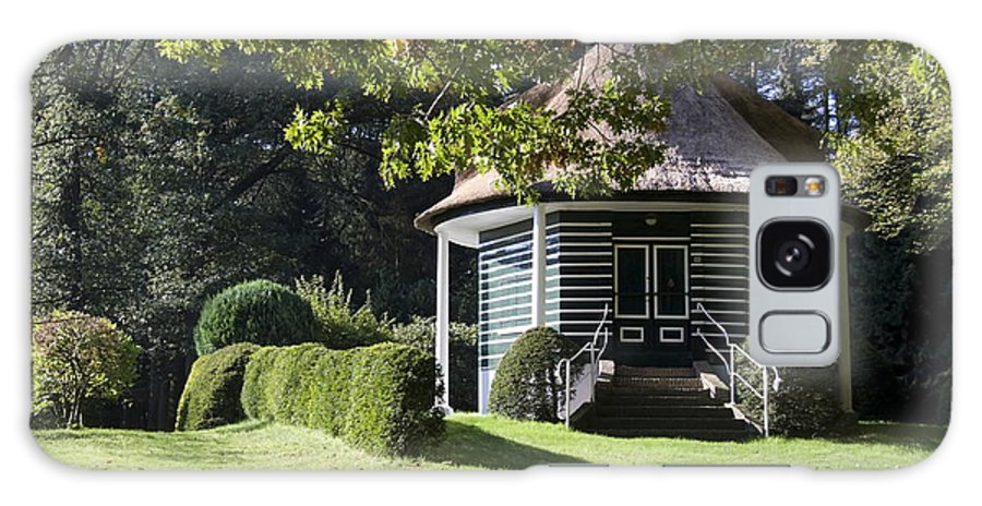 Garden Galaxy S8 Case featuring the photograph Garden Dome House In City Park Boschveld Arnhem Netherlands by Ronald Jansen