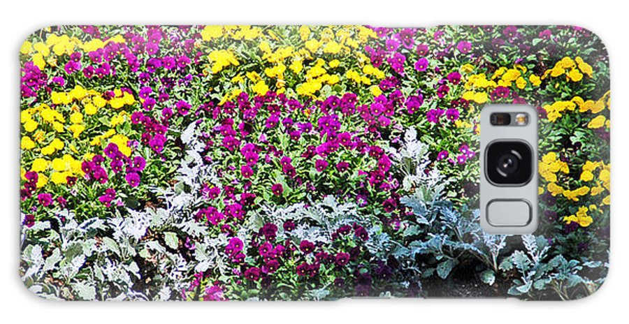 Flower Galaxy S8 Case featuring the photograph Garden Variety by Aimee L Maher ALM GALLERY