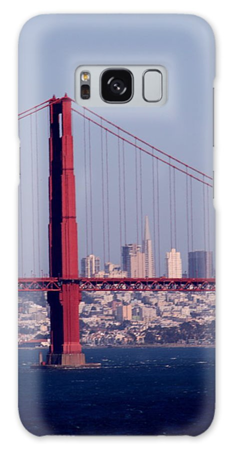 California Galaxy S8 Case featuring the photograph Gate To The City by Nick Busselman