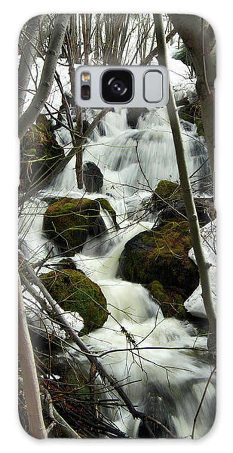 Landscape Photography Galaxy S8 Case featuring the photograph Gathering Strength by Jeremy Rhoades