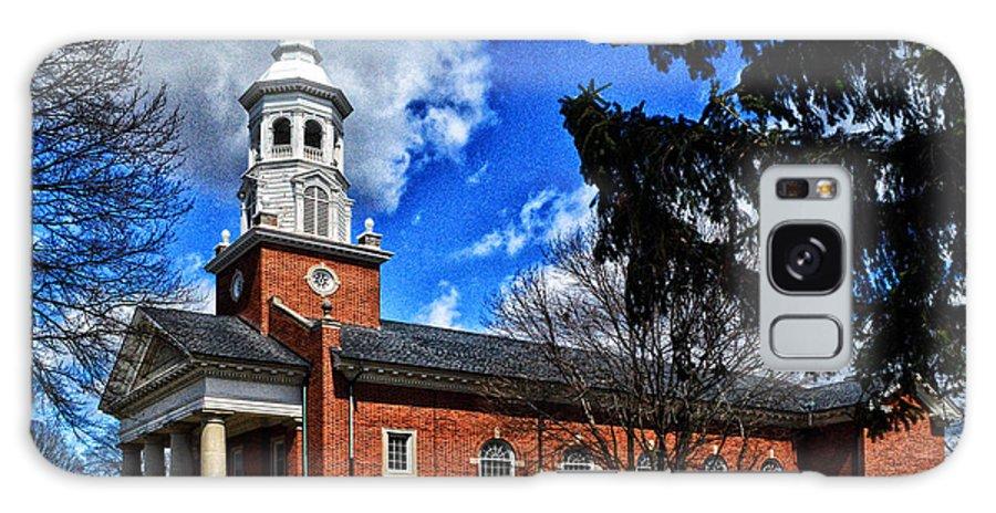 Gettysburg Lutheran Seminary Chapel Galaxy S8 Case featuring the photograph Gettysburg Lutheran Seminary Chapel by Bill Swartwout Fine Art Photography