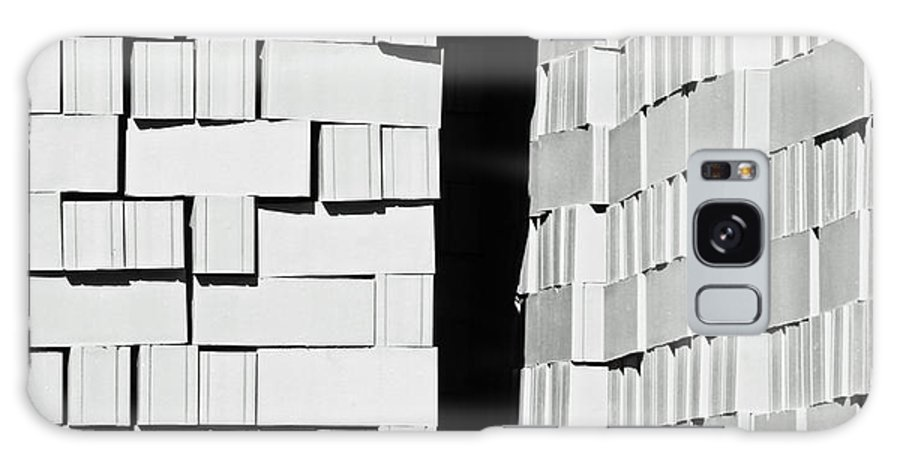 Abstract Print Galaxy S8 Case featuring the photograph Gigabyte Storage by Joe Jake Pratt