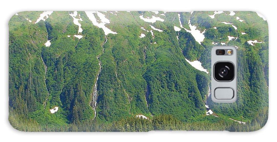 Alaska Galaxy S8 Case featuring the photograph Glacier 7 by Lew Davis