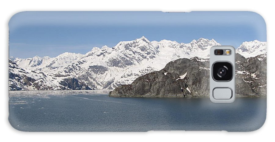 Alaska Galaxy S8 Case featuring the photograph Glacier Bay 3 by Larry Marano