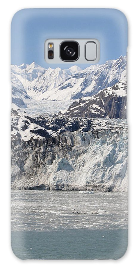 Alaska Galaxy S8 Case featuring the photograph Glacier Bay Up by Larry Marano