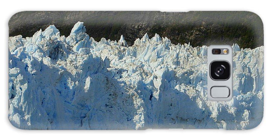 Alaska Galaxy S8 Case featuring the photograph Glacier Calving by Lew Davis