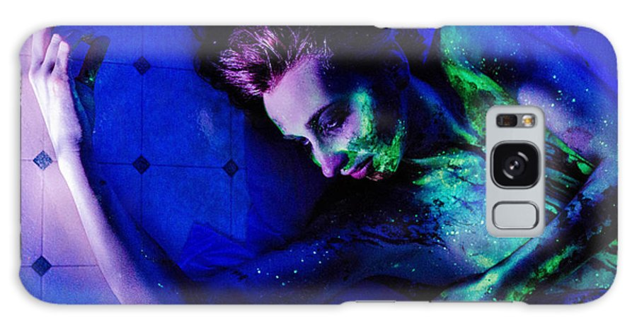 Girl Galaxy S8 Case featuring the photograph Glow Vi by Andrew Stopper
