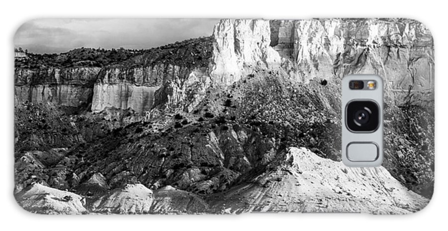 Ghost Galaxy S8 Case featuring the photograph Good Morning Ghost Ranch - Abiquiu New Mexico by Silvio Ligutti