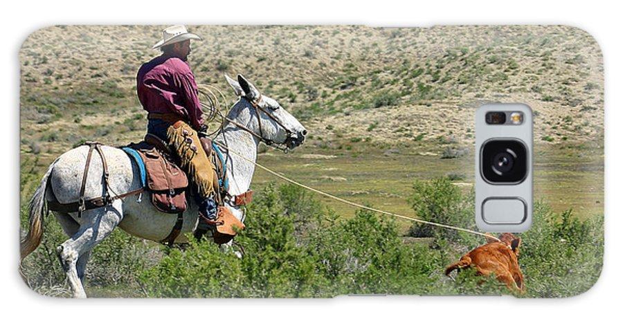 Colorado Galaxy S8 Case featuring the photograph Gotcha' by Bob Hislop