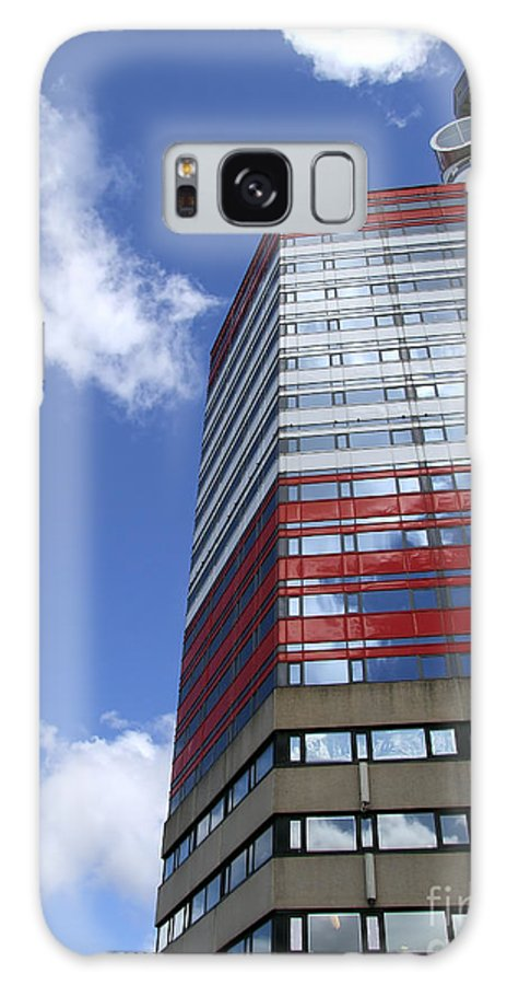 Apartment Galaxy S8 Case featuring the photograph Gothenburg Utkiken Tower 11 by Antony McAulay