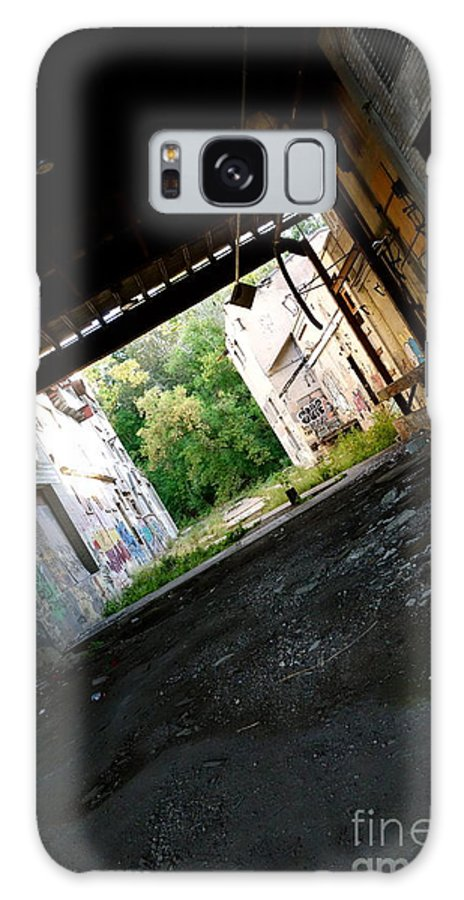 Graffitti Graffiti Galaxy S8 Case featuring the photograph Graffiti Alley 2 by Jacqueline Athmann