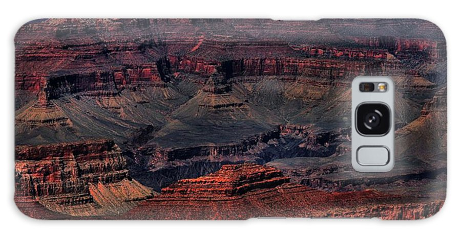 Landscapes Galaxy S8 Case featuring the photograph Grand Canyon 2 by Robert McCubbin