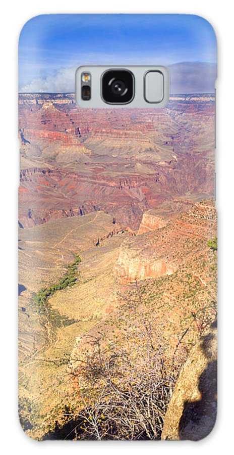 Grand Galaxy S8 Case featuring the photograph Grand Canyon 38 by Douglas Barnett