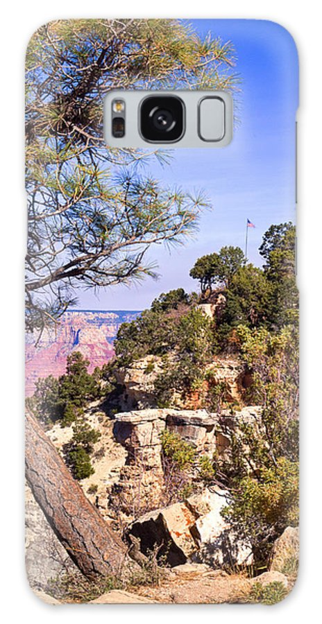Grand Galaxy S8 Case featuring the photograph Grand Canyon 40 by Douglas Barnett