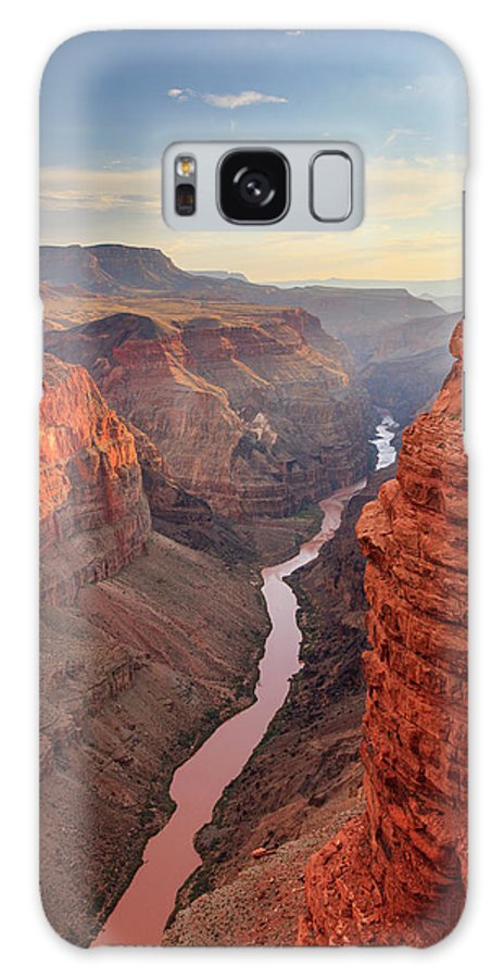 Tranquility Galaxy Case featuring the photograph Grand Canyon National Park by Michele Falzone