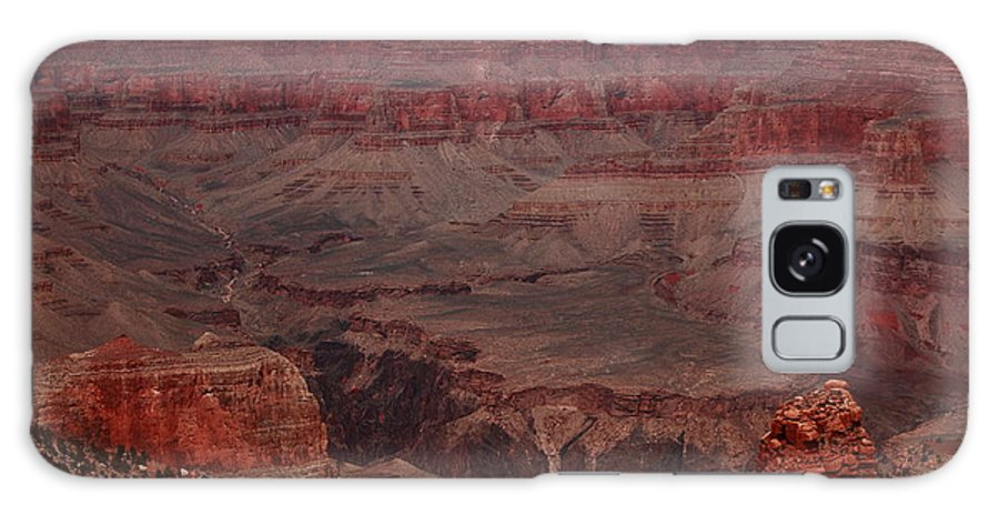 Grand Canyon National Park South Rim Galaxy S8 Case featuring the photograph Grand Canyon National Park South Rim by Gord Patterson