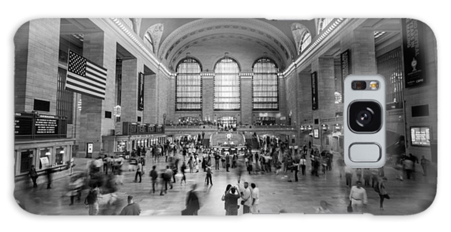 New York Galaxy S8 Case featuring the photograph Grand Central Terminal by Paul Grogan