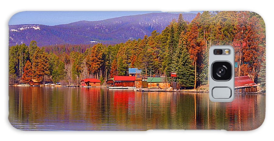 Grand Lake Co Galaxy S8 Case featuring the photograph Grand Lake Spring IIi by Jacqueline Russell