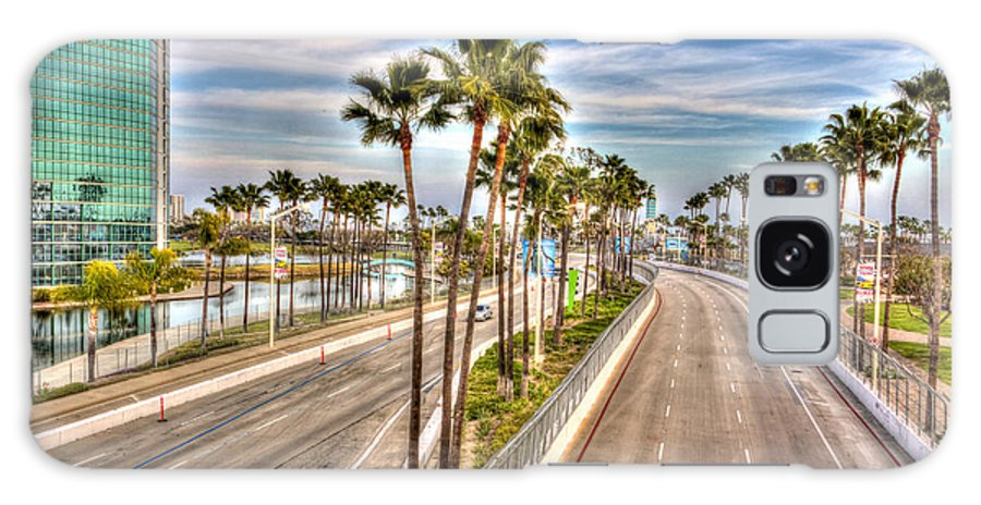 Racing Galaxy S8 Case featuring the photograph Grand Prix Of Long Beach by Heidi Smith