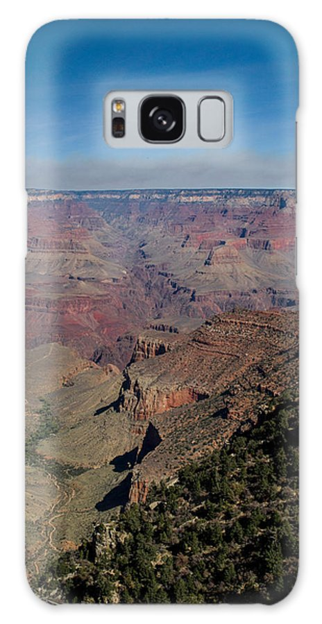 Grand Galaxy S8 Case featuring the photograph Grande Canyon Afternoon by Douglas Barnett